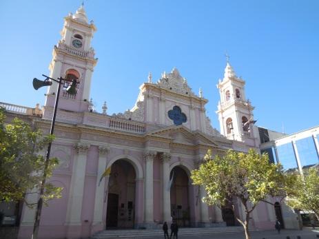 Zentrum von Salta, Argentinien