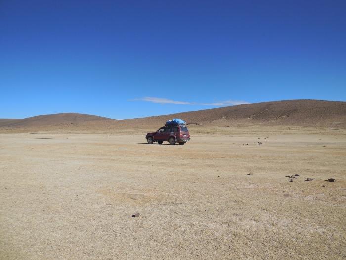 Jeep Bolivien Anden