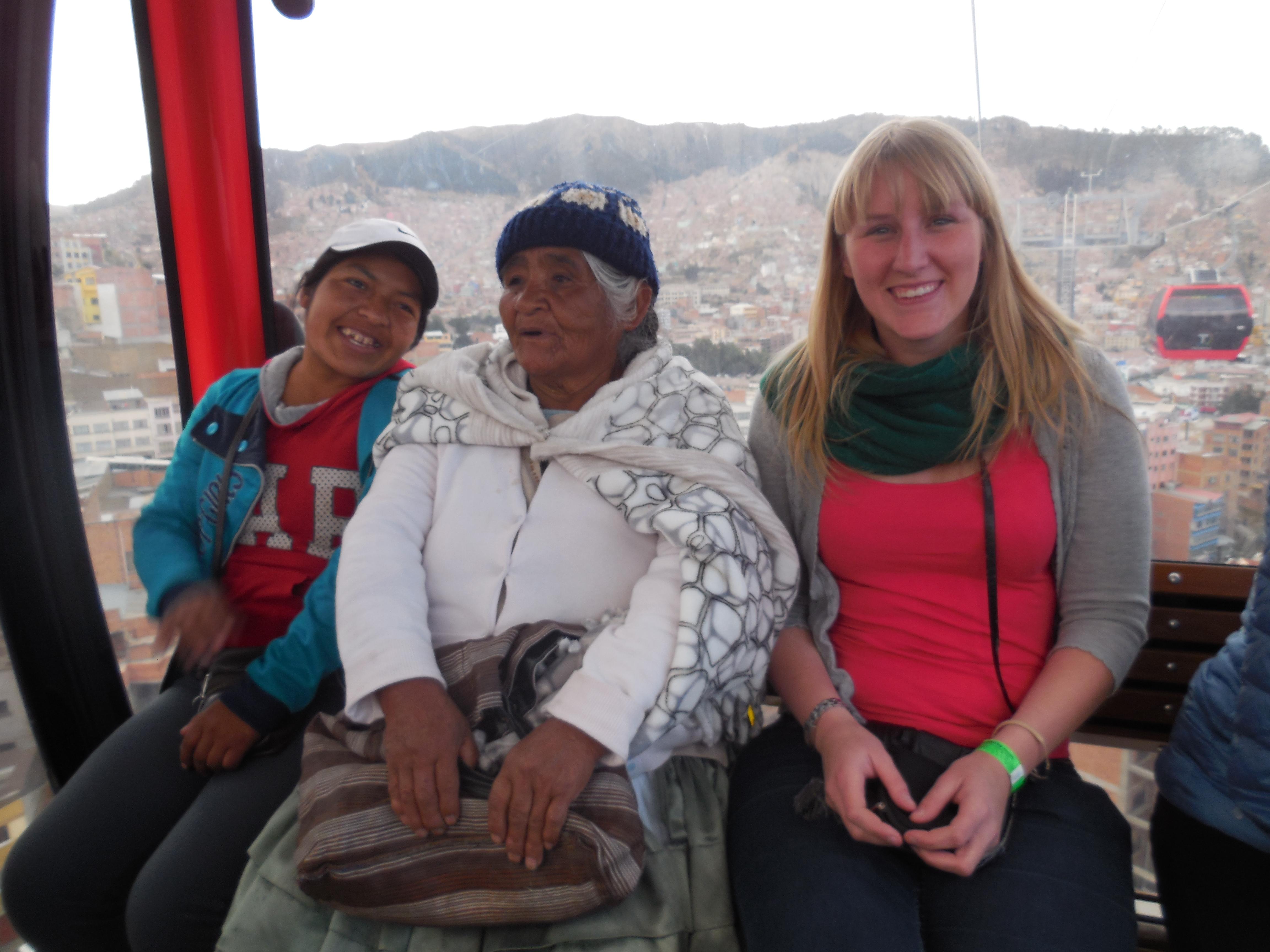 Seilbahn La Paz El Alto