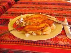 Fisch Titicaca-See