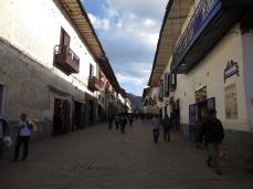 Innenstadt Cusco Peru