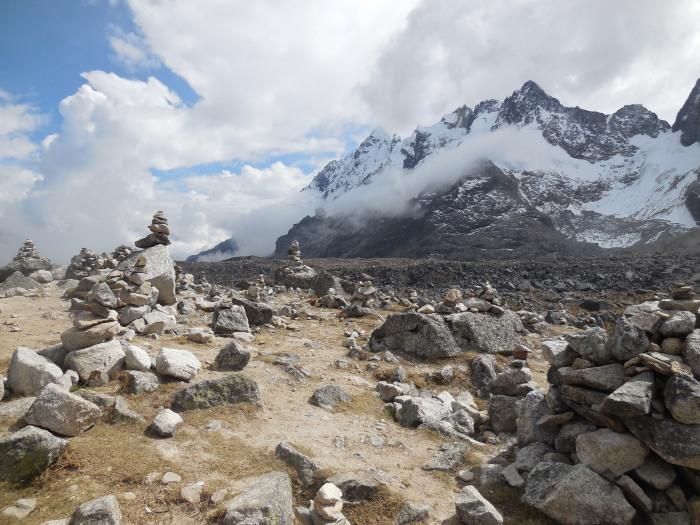 Gipfel Salkantay