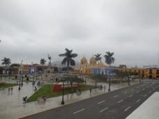 Platz Trujillo