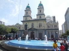 Innenstadt von Guayaquil, Ecuador