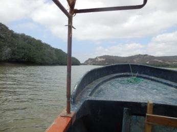 Auf dem Weg zur Herzcheninsel