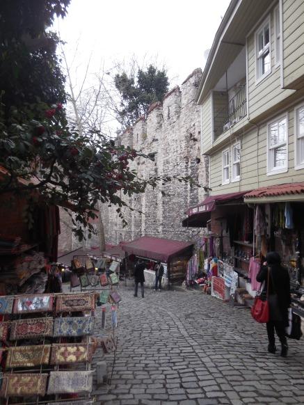Straßen von istanbul