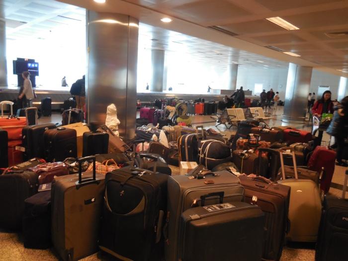 Finde deinen Koffer