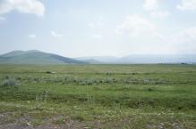 Blick nach Armenien