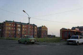 Armenische Neubausiedlung