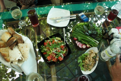 Essen in Armenien