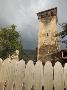 Wehrturm in Mestia