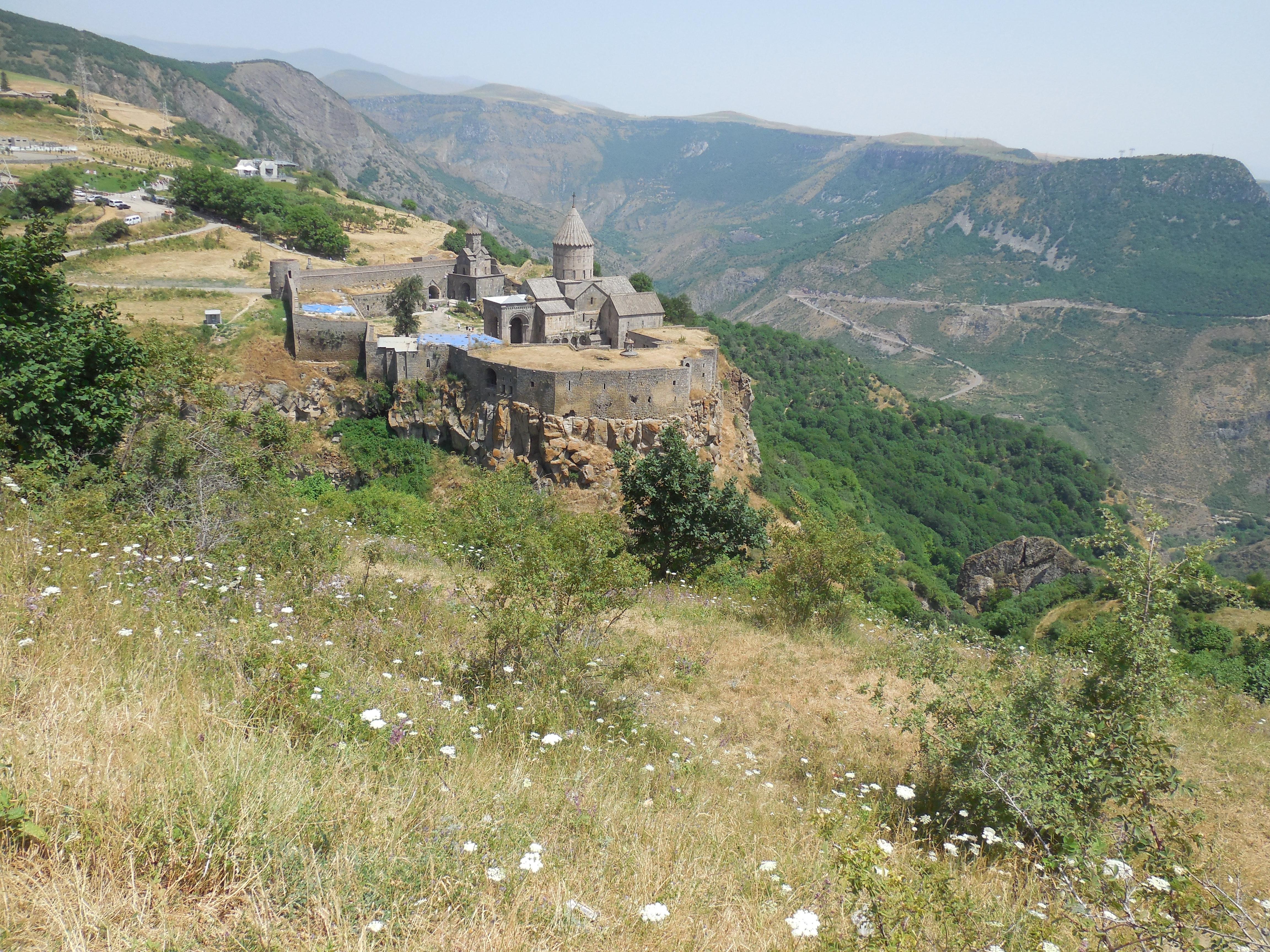 Kloster von Tatev