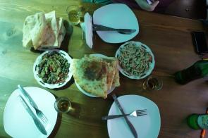 Georgisches Essen - ein Traum!