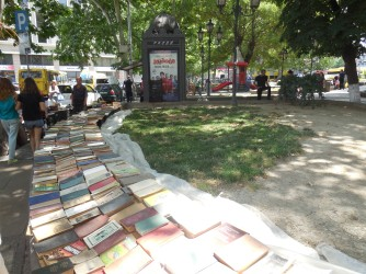 Kleiner Büchermarkt