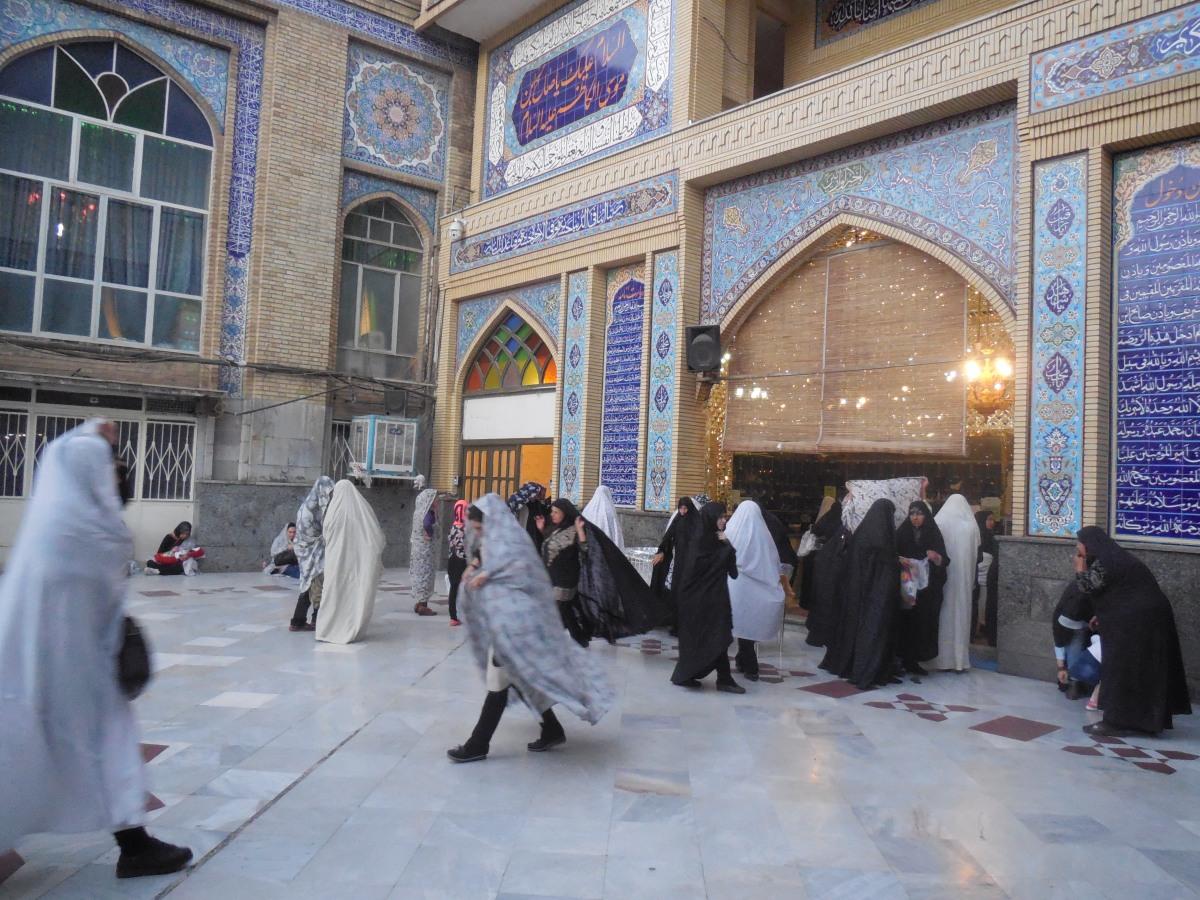 Kleidung als Frau im Iran: Was ziehe ich nur an?
