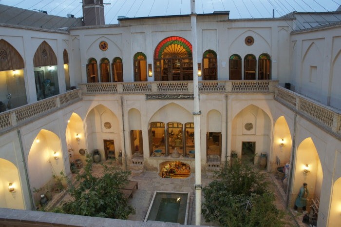 Traditional House Kashan