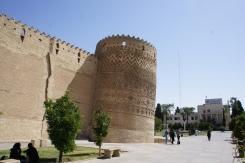 Zitadelle von außen