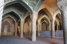 Schöne Bilder der Vakil Moschee statt Maden