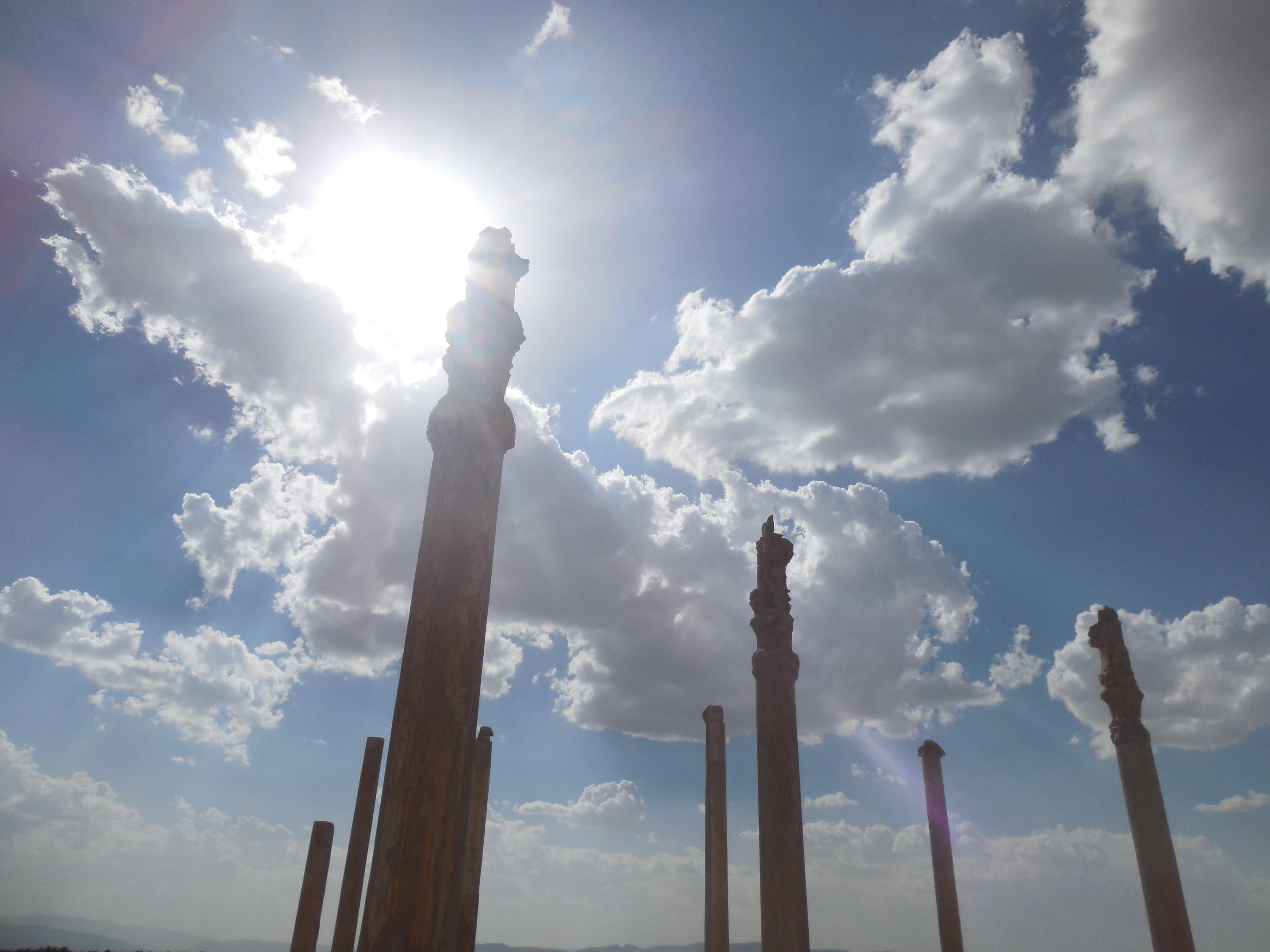 Persepolis Iran Reise Erfahrung Blog Eintritt