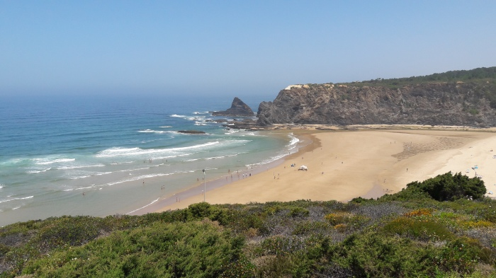 Strand Odeceixe Portugal