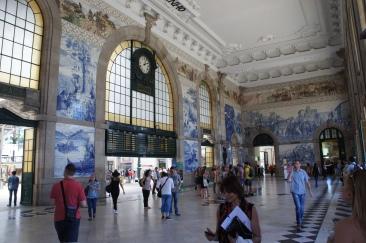 Bahnhof von Porto