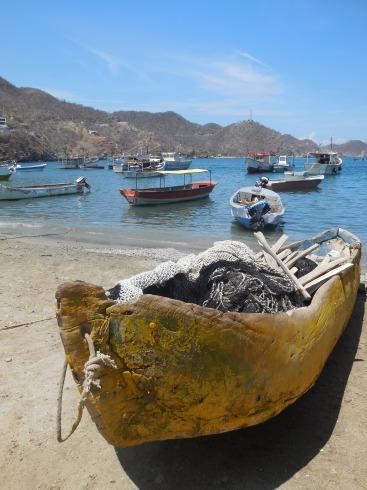 Boote Taganga