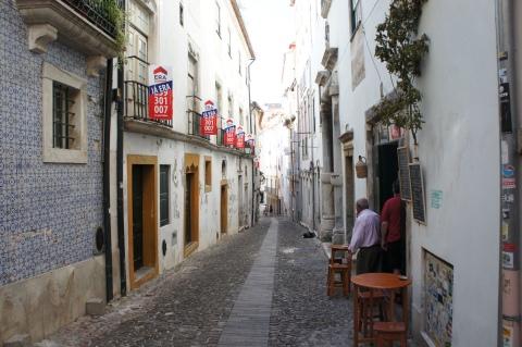Kneipe in Coimbra