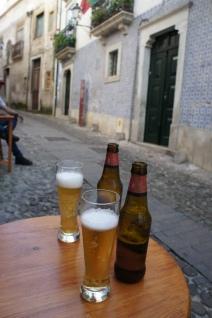 Bier in Coimbra