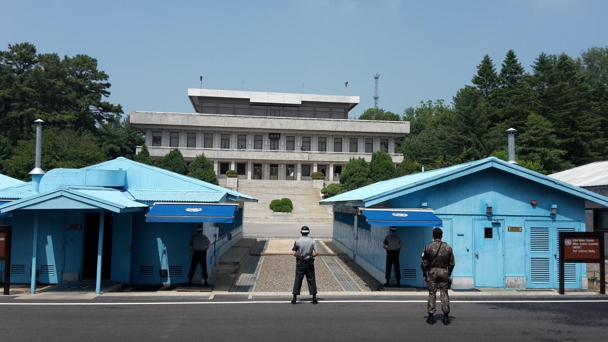 Die gefährlichste Grenze der Welt: Eine kurze Reise nach Nordkorea