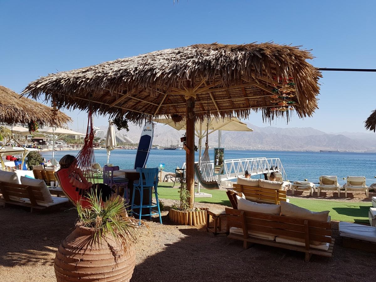 3 Dinge, um Eilat zu überleben